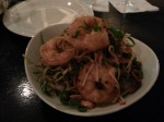 Shrimp and vermicelli - Cafe 48