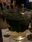 Tea with fresh mint - Cafe 48