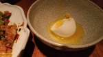 Egg to accompany the curry