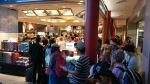 At the Tokyo Banana & Exotic KitKat Shop at NRT