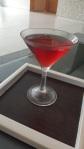 Pre-spa refreshment