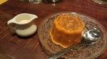 Thai tea panna cotta