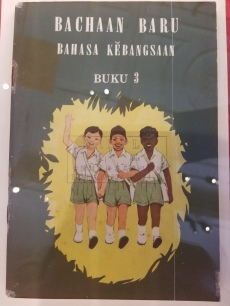 Singaporean school book