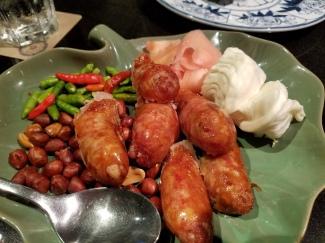 More sausage