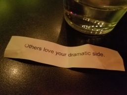 Ak's fortune (and no, they don't...)