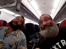 On the plane