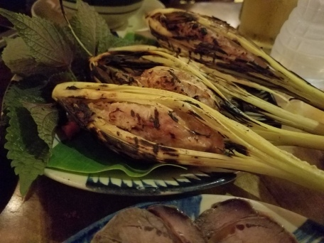 Pork in lemongrass