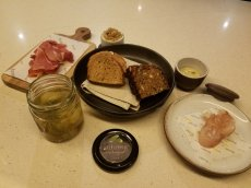 Meats and spreads