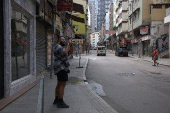 Welcome to Hong Kong!
