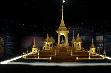 Crematorium model
