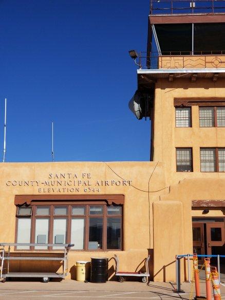 Santa Fe airport