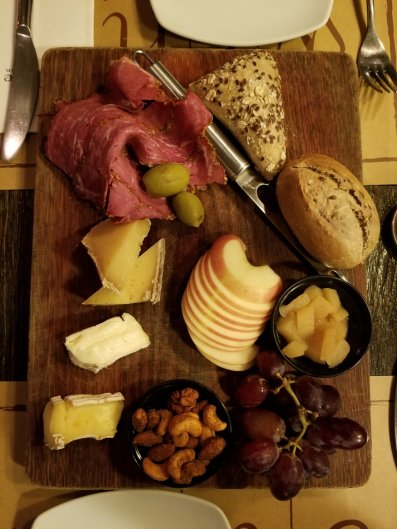 Meat & cheese, Pt 1