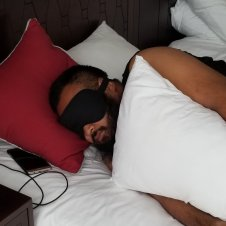 How millenials sleep