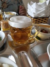 Beer for breakfast?