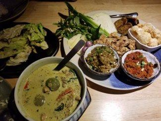 Feast @Thai Niyom